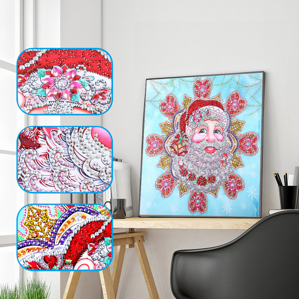 2020 Partial Diamond Painting DIY 5D Partial Drill Cross Stitch Kits Gift
