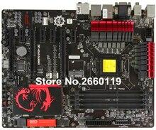 Desktop motherboard for msi Z87-GD65 GAMING LGA1150 DDR3 system mainboard fully tested