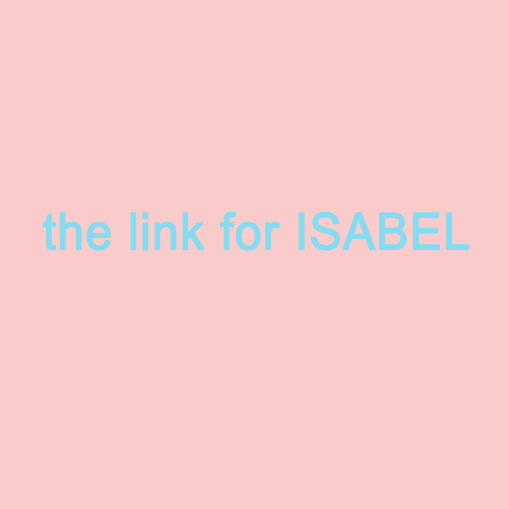 Toothbrush Holder for ISABEL