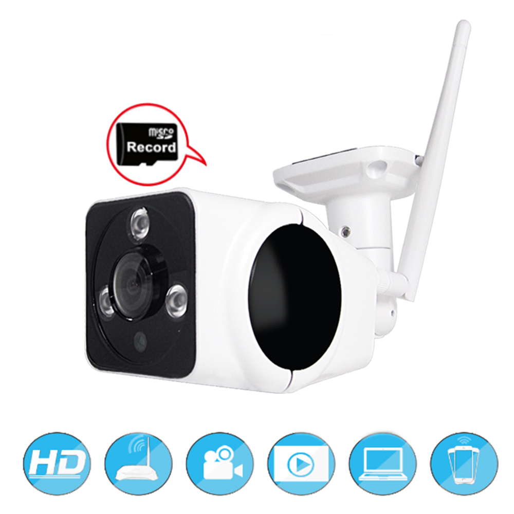 HD 1080P Wireless SD Card Slot Audio Camera 3.0MP wifi Security Camera IR Night Vision IP66 Waterproof Outdoor Ssurveillance Cam easyn a115 hd 720p h 264 cmos infrared mini cam two way audio wireless indoor ip camera with sd card slot ir cut night vision