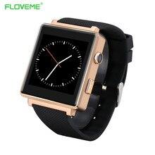 FLOVEME Bluetooth Smart Watch Smartwatch Freisprech Digitalen-uhr Sport Armbanduhr Für Android Phone Samsung Unterstützung Micro SD