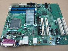 Original 945gnt fully integrated monitoring motherboard 4pci belt