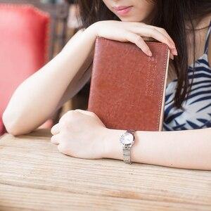 Image 5 - Casio relógio ponteiro série elegante quartzo, relógio feminino LTP 1241D 4A
