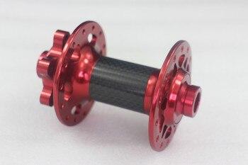 PHB M84 100X15 QR disc mtb hub carbon bicycle hubs powerway M84 carbon wheels hubs mtb bike 32H disc brake hub bearing 100X9mm