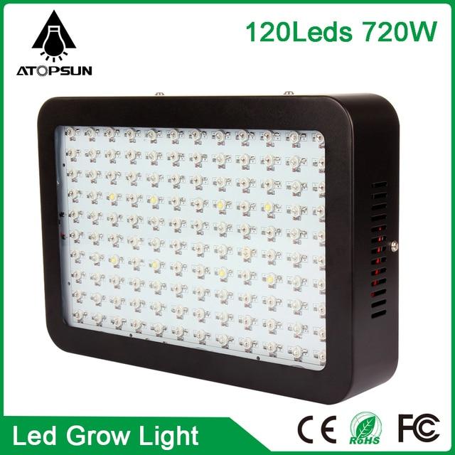 1 stücke led wachsen licht 120 leds 720 watt vollspektrum led lampen ...