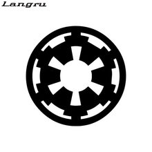Langru Boat Helmets Star Wars Vinyl Car Stickers Motorcycle Decals Decorative Accessories Jdm(China)
