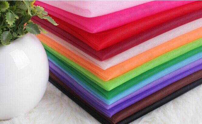 50*160 CM tela patchwork gasa Latina para Niños Tejido ropa de Cama textil para