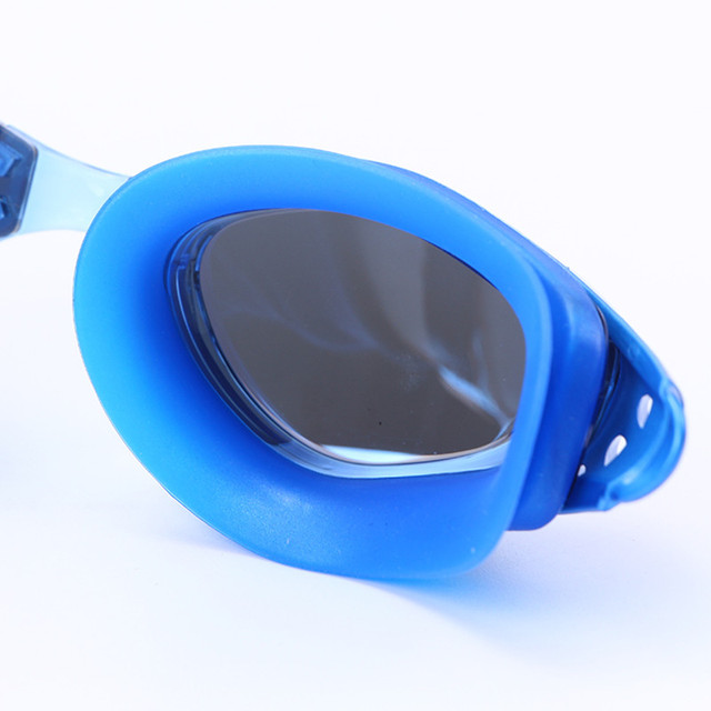 Prescription Optical Myopia Swimming Goggles Anti-fog Coated Diopter