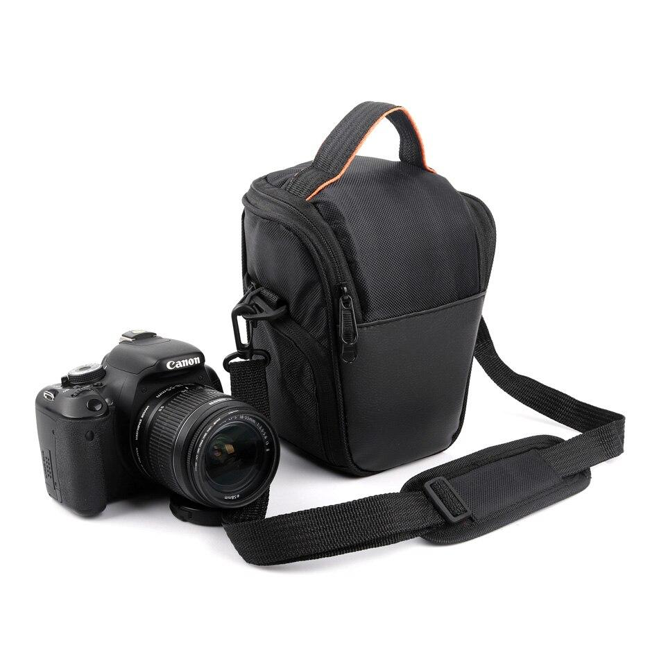 Caso de cámara para Nikon D5600 D5500 D5300 D5200 D5100 D5000 D3400 D3300 D3200 D3100 D3000 D90 D7200 D750 D7500 D7100 D40