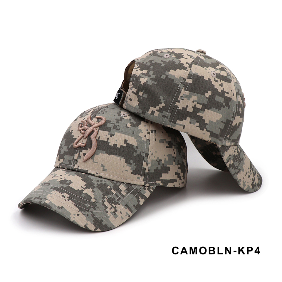 CAPSHOP 2020 New Camo Baseball Cap Fishing Caps Men Outdoor Hunting Camouflage Jungle Hat Airsoft Tactical Hiking Casquette Hats 17