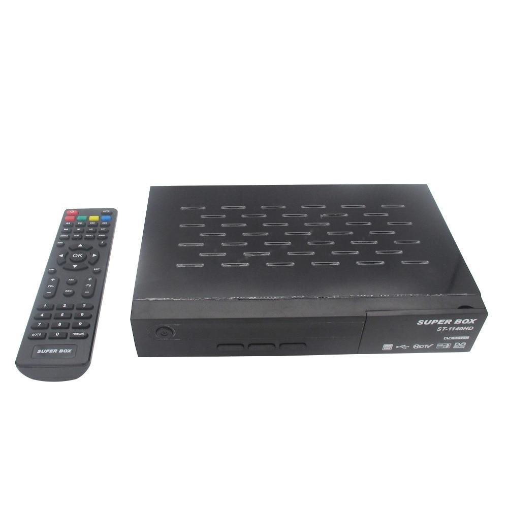 2018 Alphabox X6+ Combo powervu autoroll DVB T2/C/S2 Combo Satellite