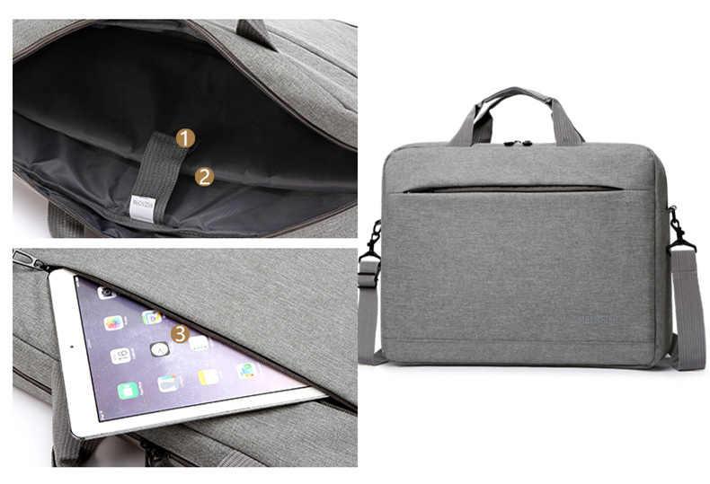 מחשב נייד שרוול Case תיק עבור Macbook Air 11 אוויר 13 פרו 13 Pro 15 ''חדש רשתית 12 13 15 כיסוי נייד עבור Dell Asus Lenovo HP Acer