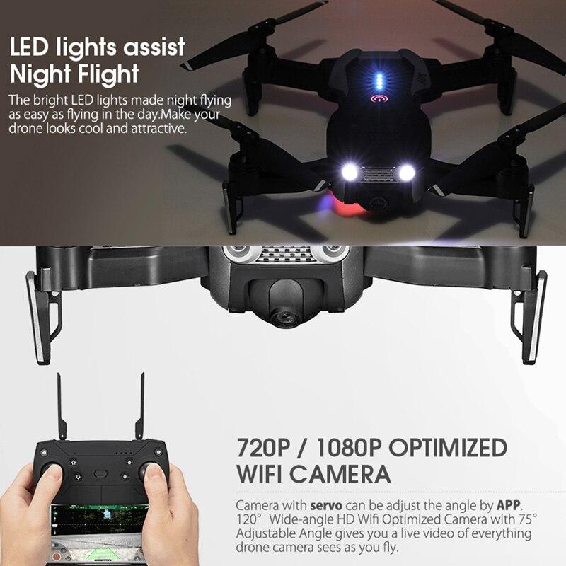 Eachine E511s Gps Dinâmico Siga Wifi Fpv Vídeo Com 5g 1080p Câmera Rc Zangão Quadcopter Helicóptero Vs Xs816 Sg106 F11 S167 Dro Helicópteros Rc Aliexpress