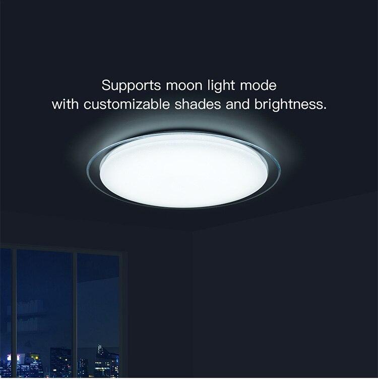 HTB1I4hRXBv0gK0jSZKbq6zK2FXae Modern LED ceiling Lights home lighting 25W 36W 52W APP Bluetooth Music light bedroom lamps Smart ceiling lamp