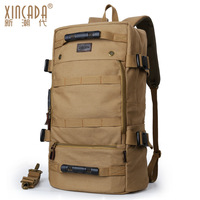 M036 Stylish Travel Large Capacity Backpack Male Messenger Shoulder Bag Computer Backpacking Men Multifunctional Versatile Bag