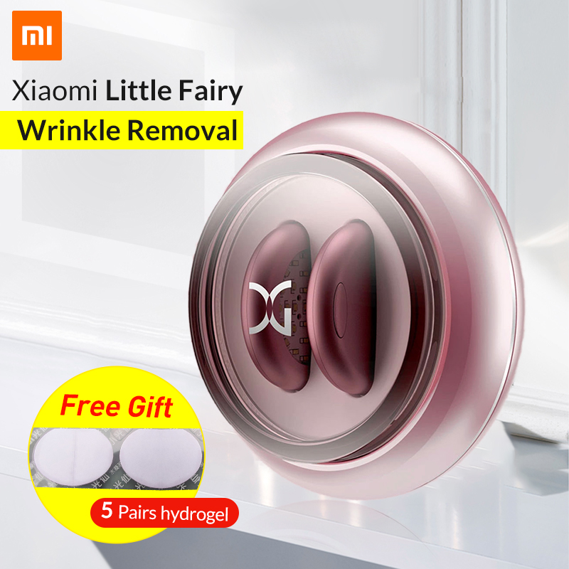 Xiaomi Little Fairy Anti Wrinkle Remove Dark Circles Puffiness Thermal Eyes Beauty Instrument Device Eye Care Electric Massager