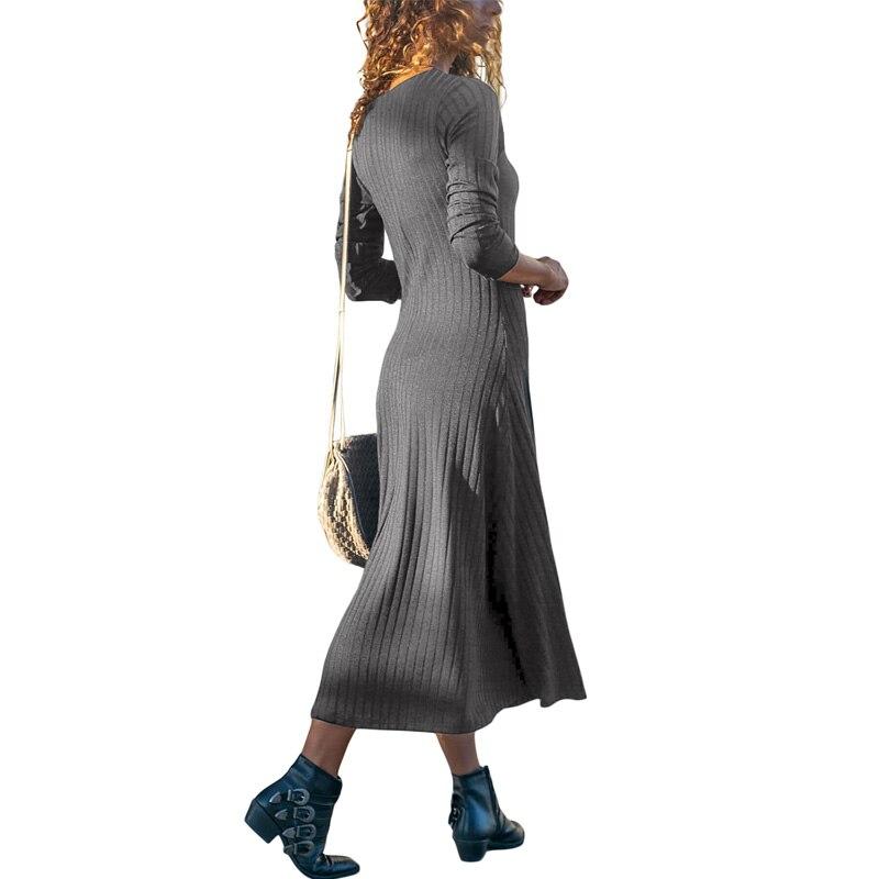 Et V Robe Droite cou Black Trois Printemps Sexy gray Damska Automne Lc610922 Mujer Trimestre Sukienka 2018 Robes Gatsby gvWF5qWc