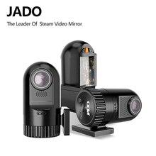 JADO D169S-AD Car Dvr 1.5 IPS Screen Full HD 1440P Mini Car Dvrs Video Recorder 140 degree Registrar Dash cam Support 128G