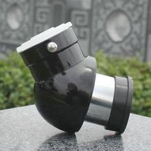 """1,2"""" 45 градусов закругленные углы зеркало телескопа возведения Зенит диагональный адаптер оптический астрономических окуляра интимные аксессуары"""