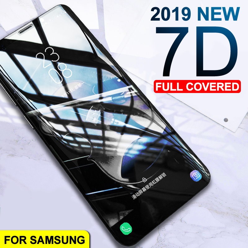7D Full Cover Tempered Glass on the For Samsung Galaxy S8 S9   Plus Note 8 9 Screen Protector For Samsung S7 S6 Edge Plus   Glas7D Full Cover Tempered Glass on the For Samsung Galaxy S8 S9   Plus Note 8 9 Screen Protector For Samsung S7 S6 Edge Plus   Glas