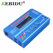 Kebiud imax B6AC rc B6 ac バランスリポバッテリー充電器ニッケル水素ニッカドリチウム電池バランス放電器とデジタル液晶画面