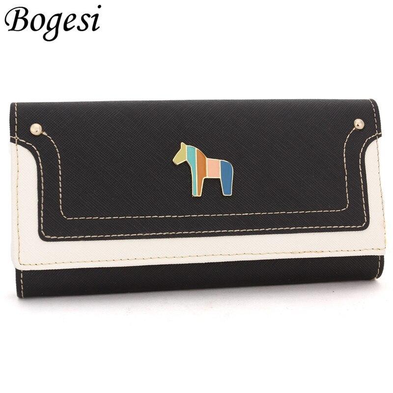 free shipping new women's wallet genuine leather wallet for women famous brand wallet hot cute women purse