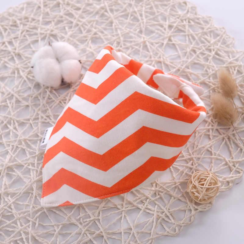 เด็กทารกการ์ตูนผ้าฝ้ายสามเหลี่ยมเด็ก Baberos ผ้าพันคอผ้าพันคอ Babador Dribble Bibs ทารกแรกเกิด Slabber ผ้าดูดซับ