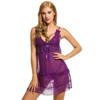 Alishebuy-Women-Sexy-Lingerie-Dress-Babydoll-Lace-trim-Ruffle-Sleepwear-Nightwear-with-G-string-SVL030779.jpg_200x200