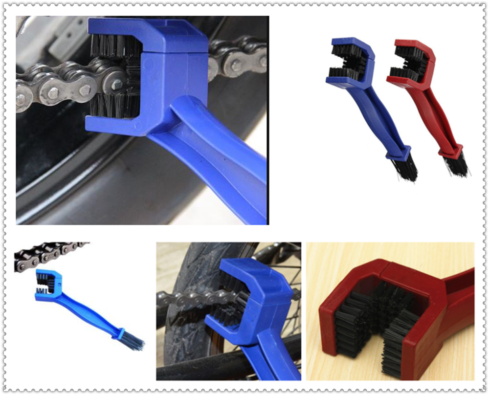 Automobiles & Motorcycles Well-Educated Motorcycle Modeling Sprocket Wheel Cleaning Brush Gear Bicycle For Yamaha Yzf 600r Thundercat R1 R6 R25 R3 Fz1 Fazer Fzs Motorcycle Accessories & Parts