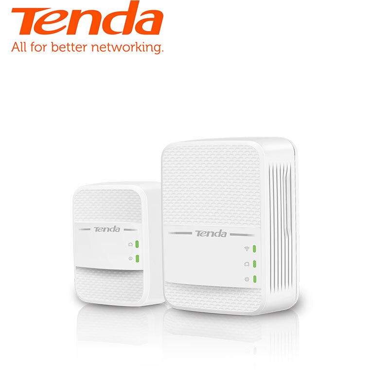 KIT Tenda PH10 1000Mbps Gigabit 2.4G et 5G double bande sans fil adaptateur réseau Powerline adaptateur Ethernet api AV1000