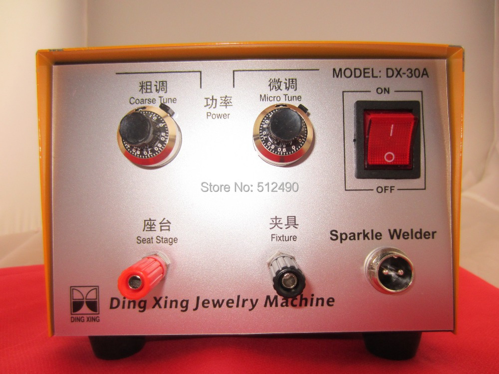 Pulse Sparkle Spot Welder 200W, manufacture sparkle jewelry welder machine Gold Silver Platinum Welder, Jewelry Welding Machine