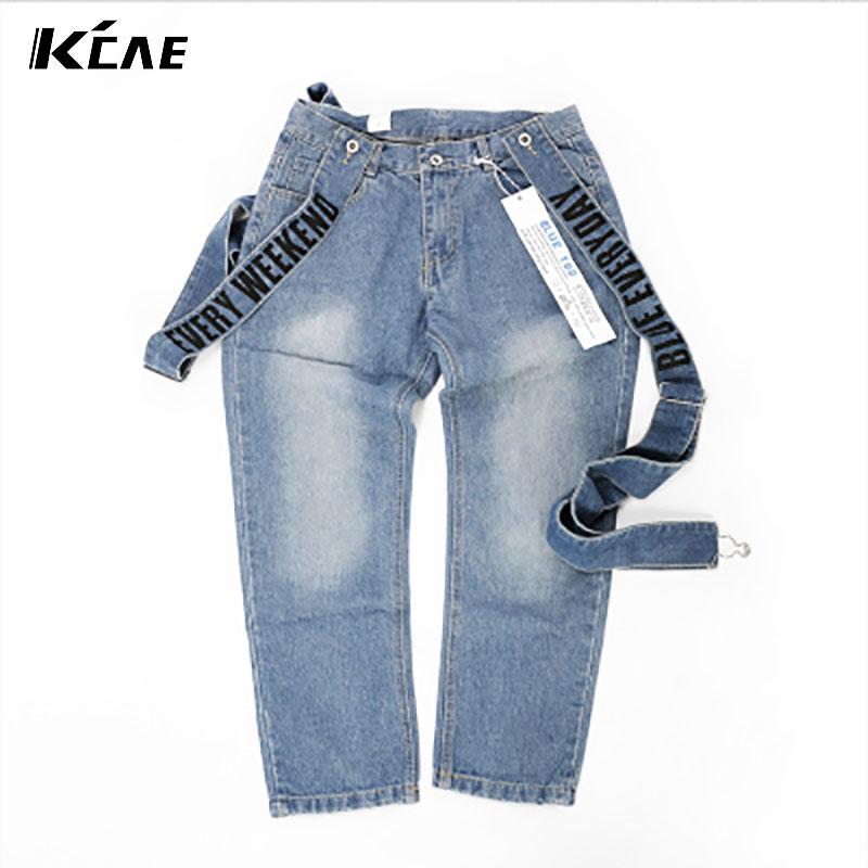New Men's plus large size denim overalls Casual loose jeans jumpsuits for man Bib pants Free shipping 2016 new men s casual pocket blue denim overalls slim jumpsuits pants ripped jeans for man plus size 28 34