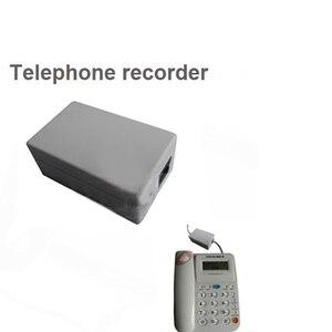 Image 1 - Без питания, стационарный телефонный монитор, телефонный рекордер, стационарный монитор, записывающее устройство, Голосовая активация, voide, записывающее устройство, аудио REC