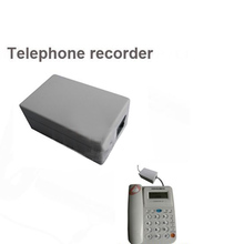 Không Công suất điện thoại cố định ĐIỆN THOẠI màn hình máy ghi âm điện thoại, Landphone Màn hình máy ghi âm thanh kích hoạt voide đầu ghi âm thanh GHI