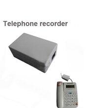 Privo di potere di TELEFONO di rete fissa monitor del registratore del telefono, Landphone monitor registratore vocale attivato voide registratore audio REC