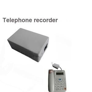 Image 1 - 전원 유선 전화 모니터 전화 레코더, 유선 모니터 레코더 음성 활성화 voide 레코더 오디오 rec