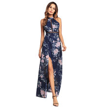 Amazon 2018 spring summer new style European and American hot women s dress 704670db5131