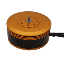 8015 KV140/KV160 Brushless Motor Special for Large Load Mulit-axis Agricultural Protection Drone