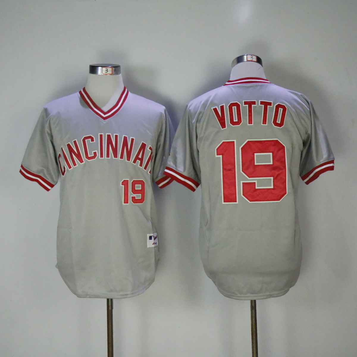 MLB Mens Cincinnati Reds Joey Votto jerseys