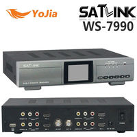 Yojia оригинальный Satlink WS 7990 WS 7990 4 маршрут DVB T модулятор AV HD Четыре маршрутизатор модулятор DVB T HD Satlink 7990 цифровой модулятор rf