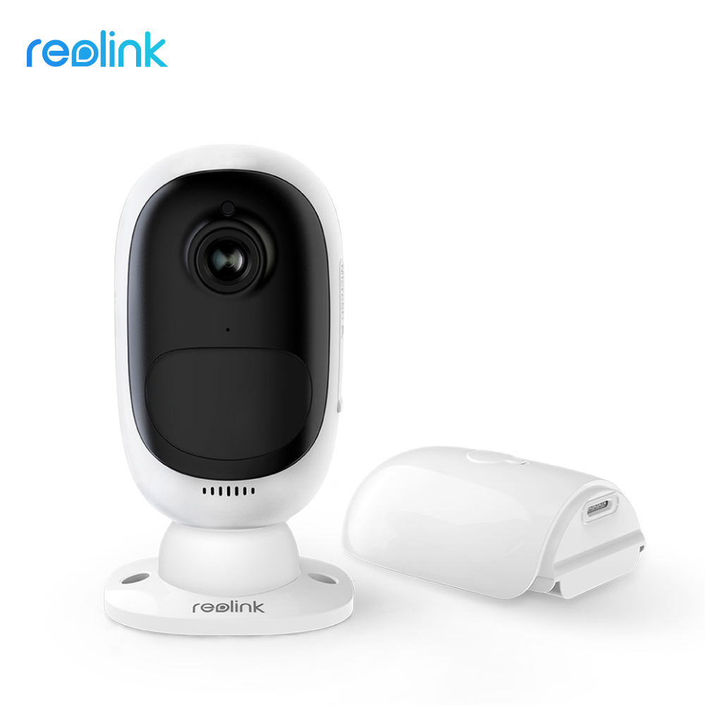 Reolink Rechargeable Battery WiFi IP Camera 2 4G Wireless Security Video Monitoring System 2 way Audio