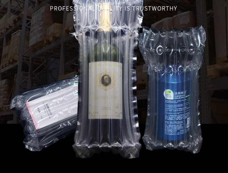strong good quality milk powder can nylon bubble bag air column bag