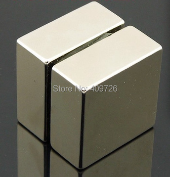 5pcs Super Powerful Strong Rare Earth Block Ndfeb Magnet Neodymium N52 Magnets 40X40X20Mm High Temperature Resistance 10 20pcs n52 40x10x4 mm super strong sheet rare earth magnet thickness 4mm block rectangular neodymium magnets 40mmx10mmx4mm
