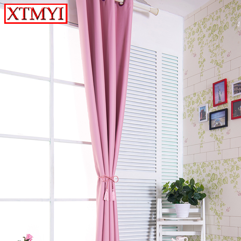 Modern blue Bars Blackout Curtains for Bedroom Window Curtains For ...