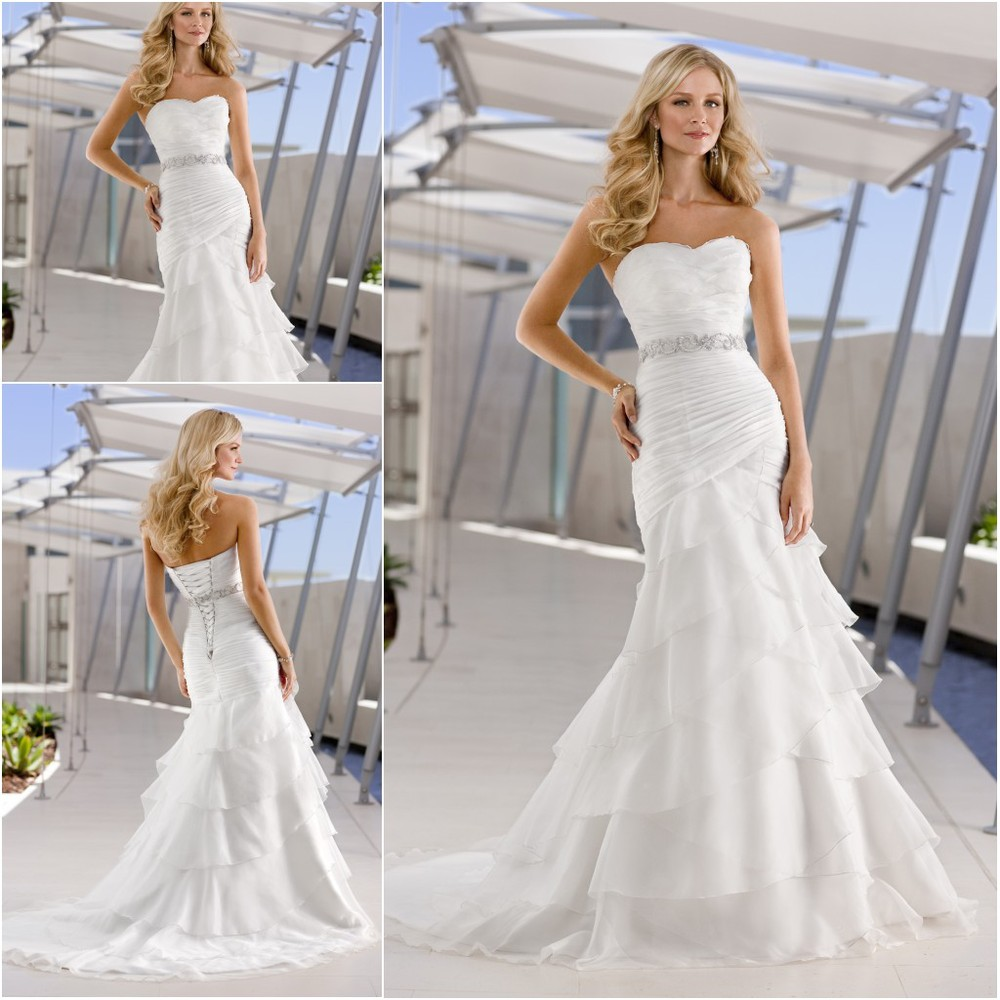 beach wedding gowns brisbane beachy wedding dresses Brisbane Simple Beach Wedding Dress Ideas