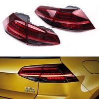 KEOGHS 5G0 945 208 C Dynamic LED Flash Combination Rearlight Signal Taillight For Volkswagen Golf R Golf MK7 Golf MK7.5
