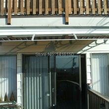 DS80300-P, 80x300 см, дверные навесные кронштейны, пластиковые кронштейны оконные двери тент