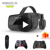 Bobovr Z5 Bobo Casque VR Virtual Reality Brille 3 D 3d Brille Headset Helm Für iPhone Android Smartphone Smart Telefon len Ios