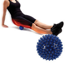 6cm 7cm 9cm Durable Silica Gel Spiky Massage Ball Trigger Point Sport Fitness Hand Foot Pain Relief Plantar Fasciitis Reliever