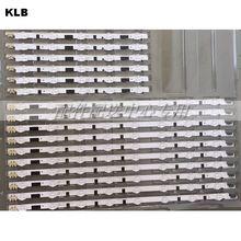 """Faixa de retroiluminação led para samsung 40 """", iluminação led para tv D2GE 400SCA R3 2/3/30/42/D2GE 400SCB R3 ue40f5000/, 14 peças 5700"""
